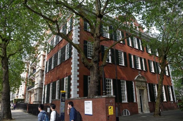 جامعة لندن الامبرياليه
