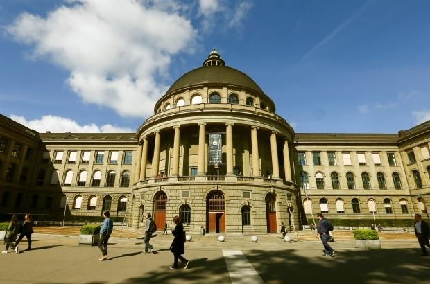 المعهد الفدرالي السويسري للتكنولوجيا زيورخ