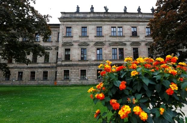 جامعة Erlangen Nuremberg