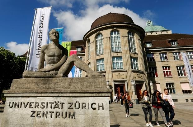 جامعات أوروبية الأكثر ابتكارا - جامعة زيورخ